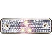 Odbłyśnik światła obrysowego LED