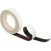Taśma magnetycz.biała20x0,65,rolk.10