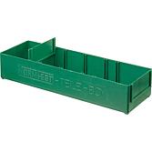 Pudełko na części,zielone, 270x90x5