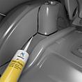 Natryskowa masa uszczelniająca odporna na promieniowanie UVNa bazie: mieszaniny polimerów Flexon Protect