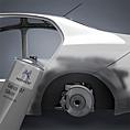 Galva 97 Silver - podkład cynkowo-aluminiowy