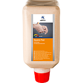 Środek do mycia rąk z mączką z orzecha włoskiego