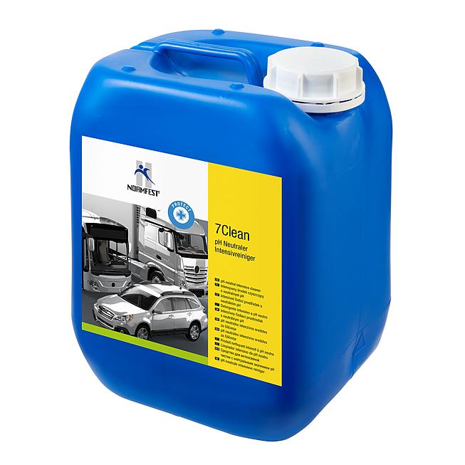 Intensywny środek czyszczący z neutralnym pH 7Clean
