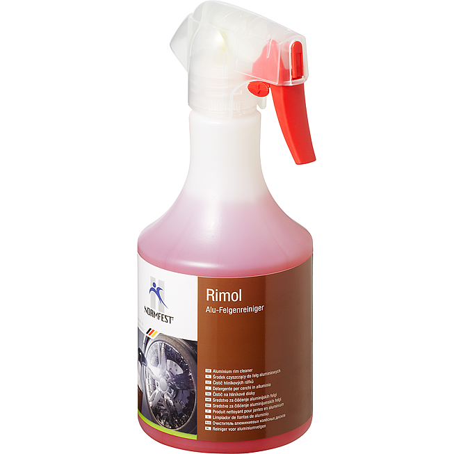 Alloy Wheel Cleaner Rimol