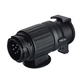Adapter 12V, 13 na 7 biegunów