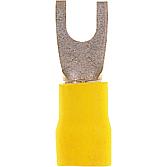 Końcówka przewodów żółta wid. M4