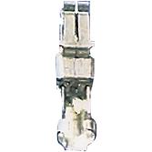Wtyk konekt.sprężysty 0,5-1,5 mini