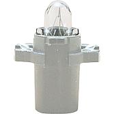 Żarówka z trzonkiem plast. 24V 1,2W