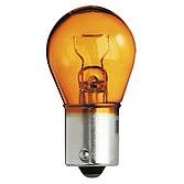 Lampa błyskowa 24V PY21W HDLL żółta