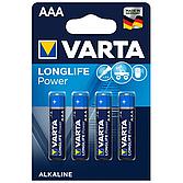 Wysokoenergetyczne akumulatory VARTA