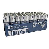 Baterie w opakowaniu Normtest