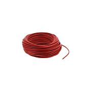 Przewód-FL okrągły 6qmm 50m czerwony