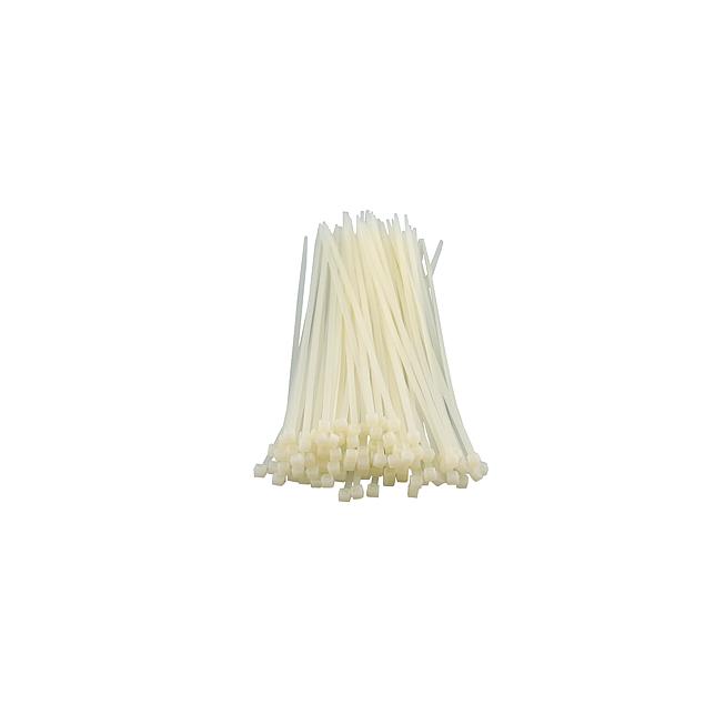 Opaska przewodów el. 4,5x280 biał
