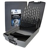 Platinum HSCO - zestaw wierteł 2,5-10,0mm