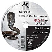 Snake Performance - tarcza tnąca 1,0 mm