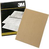Wodoodporny mokry papier ścierny 3M