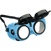 Okulary spawacza gaz. odchylane