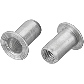 Nitonakrętka aluminiowa