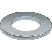 Podkładki bez ścięcia, kształt A (DIN 125 / ISO 7089)