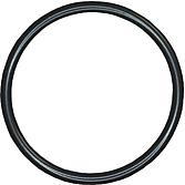 Pierścień uszczelniający Ford wykonany z tworzywa sztucznego