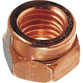 Nakrętki rowkowe wydechu DIN 14441