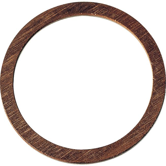 Miedziany pierścień uszczelniający DIN 7603 A