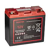 Akumulator 12/24 V.
