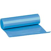 Worki na śmieci 100szt/rola niebiesk
