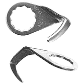 Zestaw noży do cięcia tarcz
