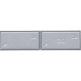 Ciężarek klejony ZN 10g szer.15mm