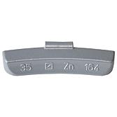 Ciężarki cynkowe do obręczy stalowych typ 164
