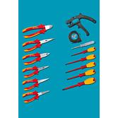 Sortiment ∙ schutzisolierte Werkzeuge