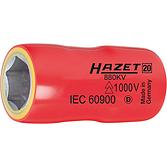 """Zewnętrzny sześciokątny klucz nasadowy 3/8 """"HAZET"""
